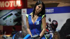 Suzuki girl, Intermot 2016