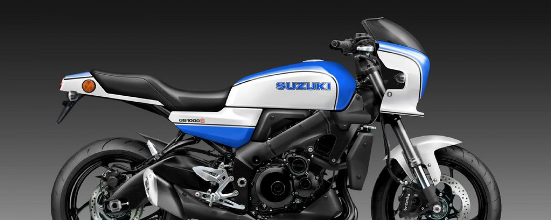 Suzuki GS 1000 S Concept di Oberdan Bezzi