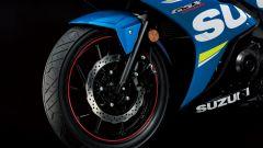 Suzuki GSX 250R: c'è anche in livre MotoGP