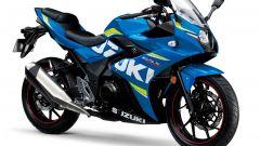 Suzuki GSX 250R: sportiva in scala ridotta - Immagine: 18