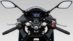Suzuki GSX 250R: la strumetazione digitale