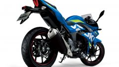 Suzuki GSX 250R: la versione MotoGP