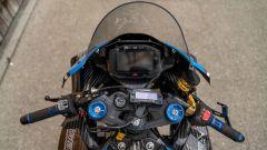 Suzuki GSX-R 1000 by Raptik: la strumentazione