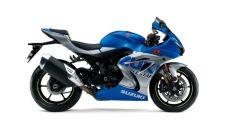 Suzuki GSX-R 1000 con livrea MotoGP 2020
