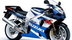 Suzuki GSX-R 1000 del 2001