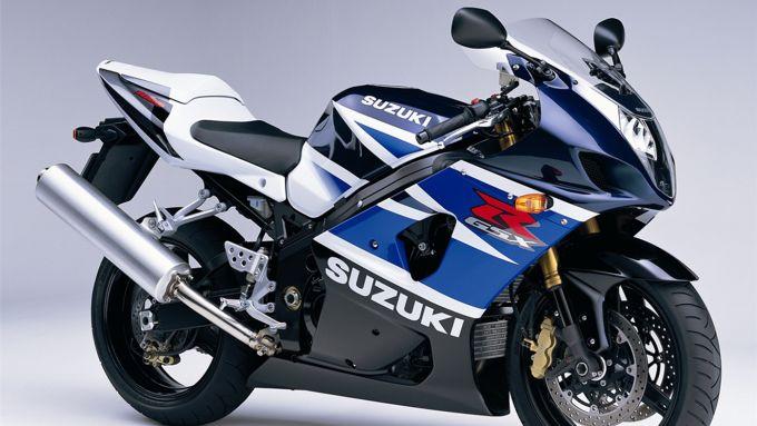 Suzuki GSX-R 1000 del 2003