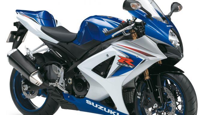 Suzuki GSX-R 1000 del 2005