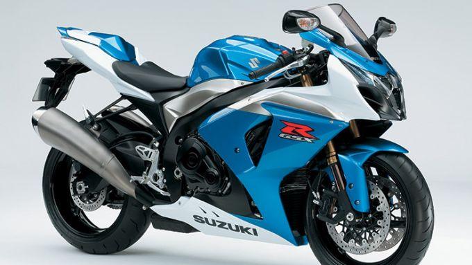 Suzuki GSX-R 1000 del 2009