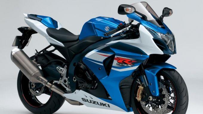 Suzuki GSX-R 1000 del 2012