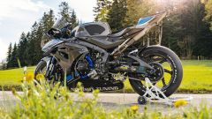 Suzuki GSX-R 1000 di Raptik in collaborazione con No Limit Tuning