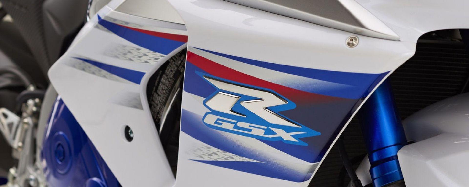 Suzuki GSX-R 1000 SE