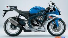 Suzuki GSX-R 600 e 750 2011 - Immagine: 1
