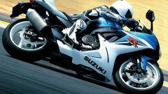 Suzuki GSX-R 600 e 750 2011 - Immagine: 13