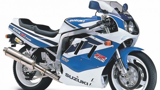 Suzuki GSX-R 750 del 1991