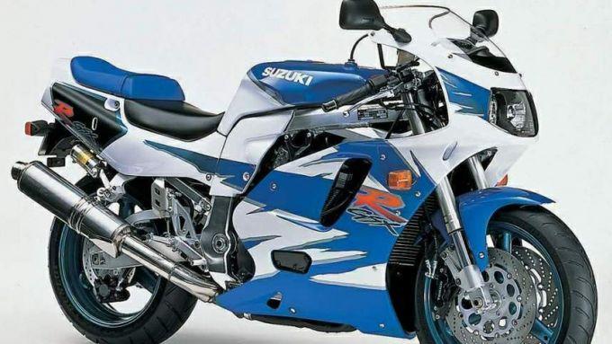 Suzuki GSX-R 750 del 1994