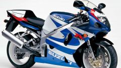 Suzuki GSX-R 750 del 2000