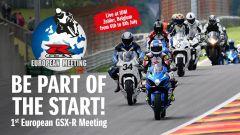 Suzuki GSX-R European Meeting