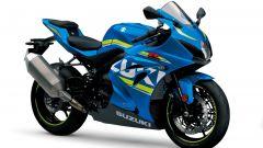 Suzuki GSX-R1000 2017 azzurro MotoGP