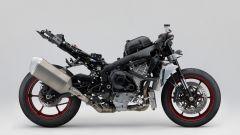 Suzuki GSX-R1000 e GSX-R1000R 2017: la superbike di Hammamatsu è realtà - Immagine: 23