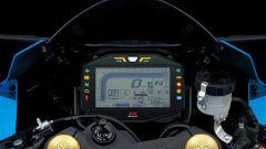 Suzuki GSX-R1000 2017, la strumentazione