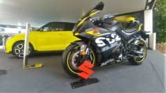 Suzuki: al Parco Valentino ci sarà la GSX-R1000 BeeRacing