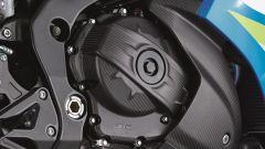Suzuki GSX-R1000: carter motore in carbonio