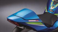 Suzuki GSX-R1000: copri-codino