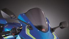 Suzuki GSX-R1000: parabrezza fumé