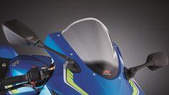 Suzuki GSX-R1000: parabrezza