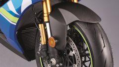 Suzuki GSX-R1000: parafango in carbonio