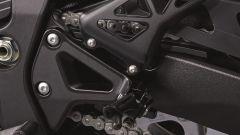 Suzuki GSX-R1000: pedane speciali
