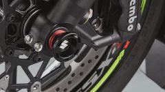 Suzuki GSX-R1000: slider per la forcella
