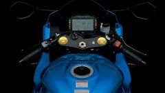 Suzuki GSX-R1000R 2017 cockpit