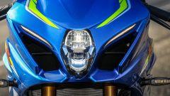 Suzuki GSX-R1000R 2018: dettaglio del frontale