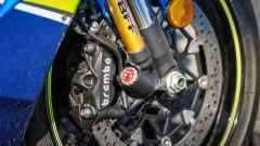 Suzuki GSX-R1000R 2018: i freni anteriori sono Brembo