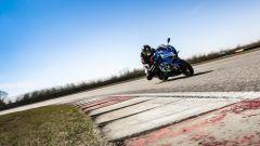 Suzuki GSX-R1000R 2018: in pista al Tazio Nuvolari di Cervesina
