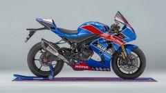 Suzuki GSX-R1000R BSB replica: come cambia la serie limitata - Immagine: 3