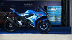 Suzuki: a listino anche GSX-R125 e GSX-S125 e V-Strom 250