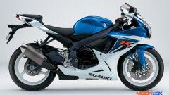 Suzuki GSX-R600 - Immagine: 8