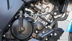 Suzuki GSX-S 125, il motore mono cilindrico è al top della categoria per perstazioni