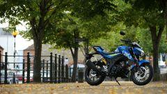 Suzuki GSX-S 125 la piccola naked perfetta per imparare