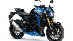 Suzuki GSX-S 750, la naked media all'arrabbiata - Immagine: 5