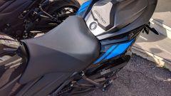 Suzuki GSX-S 750 Yugen Carbon: il copri-codino rende la sella monoposto