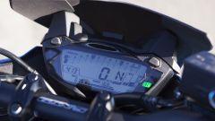 Suzuki GSX-S 750 Yugen Carbon: il quadro strumenti