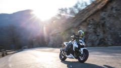 Suzuki GSX-S 750 Yugen Carbon: la naked cambia look. Il test - Immagine: 1
