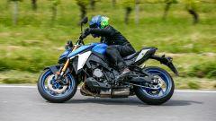 MIMO 2021: stand Suzuki con GSX-S1000 e GSX-RR MotoGP di Mir