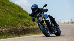 Suzuki GSX-S1000 2021: la prova su strada