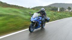 * Suzuki GSX-S1000 GT 2022: test ride su strada. Dove e quando