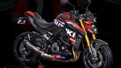 Suzuki GSX-S1000 SERT 2021: edizione limitata, prezzo
