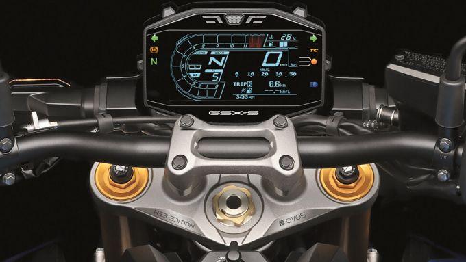 Suzuki GSX-S1000 Web Edition 2021: ecco come è la versione in edizione limitata